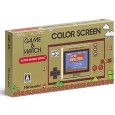 Video Games, Watch, Japanese, Mario