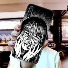 case, Galaxy S, animejunjiitotomiehorrorsamsungcase, huaweimate2030case
