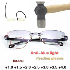 Blues, framele, lights, Reading Glasses