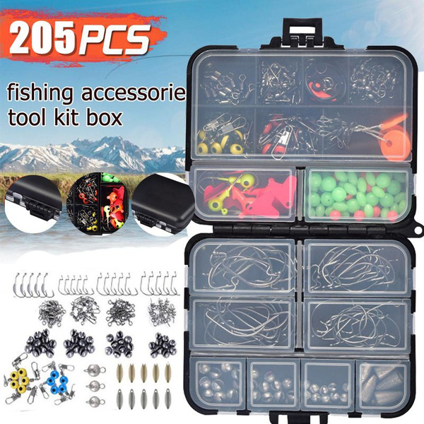 Box, fishingkit, fishingbait, Outdoor Sports
