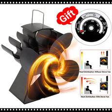 stovethermometer, stovefan, Fireplace, woodheater