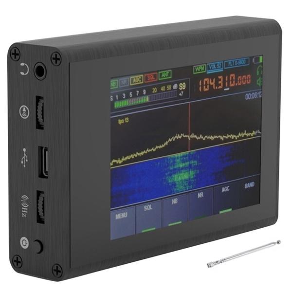 malachitereceiver, instrumentsnetworkanalyzer, 50khz200mhzmalachitesdrreceiver, Antenna