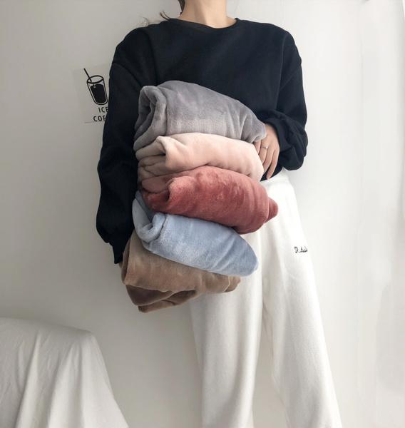 pajamaset, nightwear, velvet, Winter