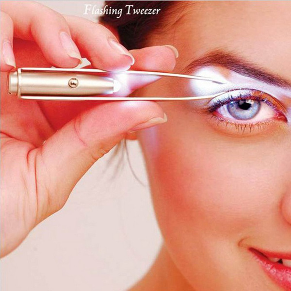 Head, led, Beauty, eyebrowtweezer