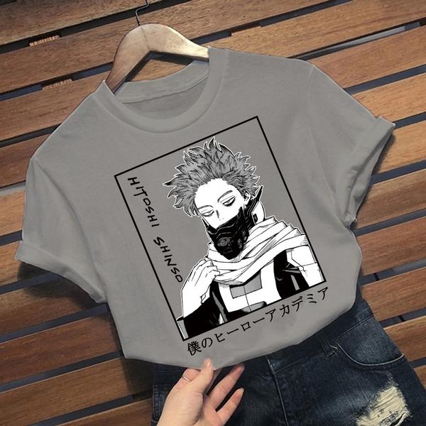 myheroacademiashirt, Summer, myheroacademia, Sleeve