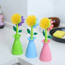 Kitchen & Dining, Flowers, flowerbrush, longhandlebrush