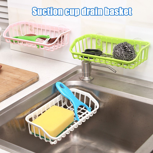 doublesuctioncup, Home & Kitchen, Bathroom, kitchenasphaltbasket