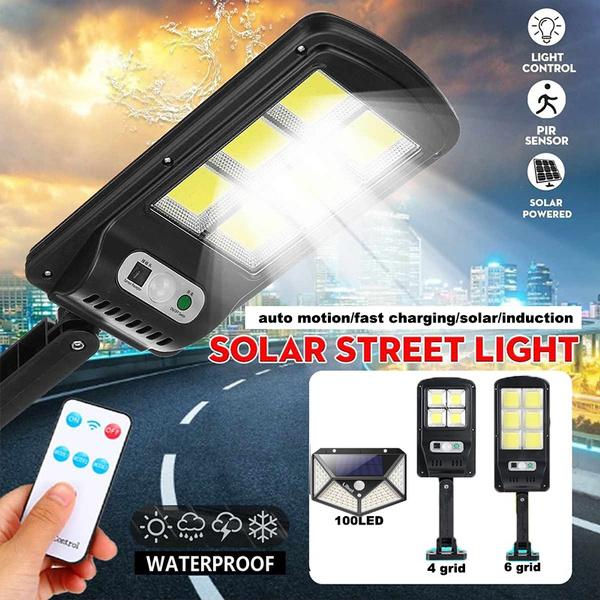 Outdoor, Remote, walllightsolar, solarlightsoutdoor