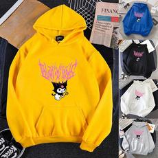 Goth, Women Hoodie, Harajuku, Pullovers