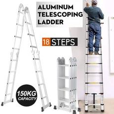 Aluminum, Home & Living, ladder, Home & Kitchen