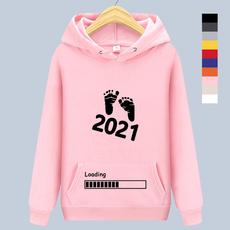 Fashion, Shirt, maternity hoodies, Long Sleeve