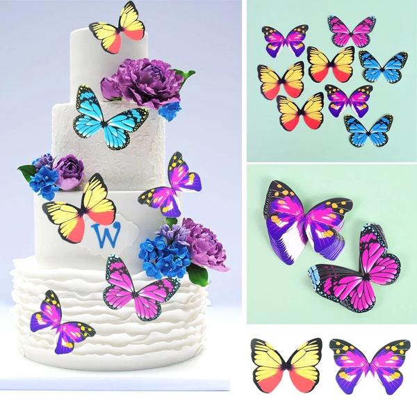 butterfly, caketool, Colorful, bakingtool