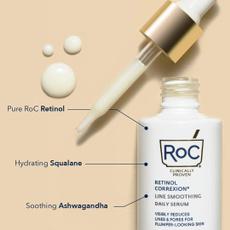 retinol, roc, smoothing, Anti-Aging