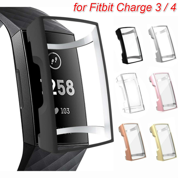 case, fitbitcharge3strap, Silicone, casesampcover
