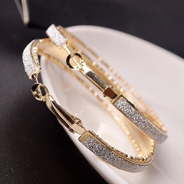 Hoop Earring, Dangle Earring, Jewelry, women earrings