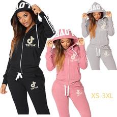 Fashion, Love, womens hoodie, letter print