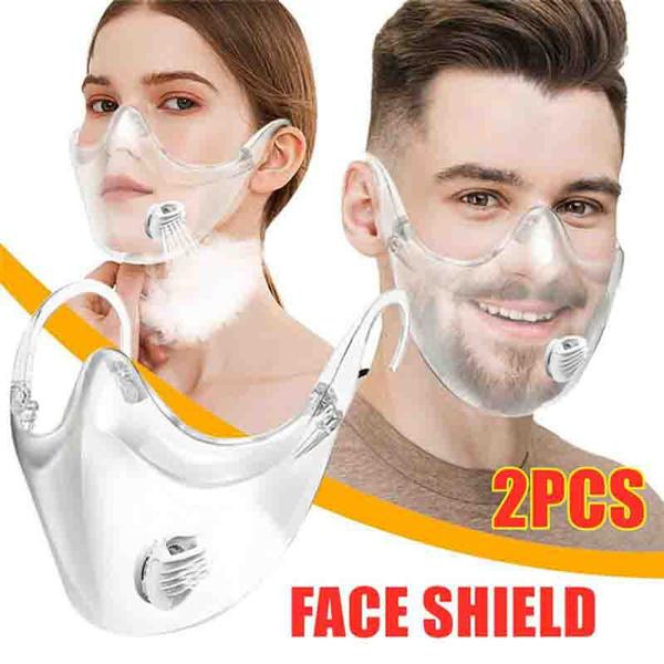 transparentmask, mouthmask, faceshield, kitchenmask