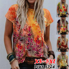blouse, Plus Size, Tops & T-Shirts, Sleeve