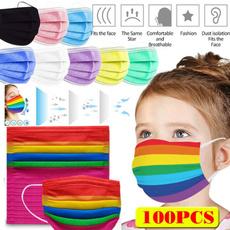 rainbow, máscarasdefiltro, mouthmuffle, mascherineconfiltro