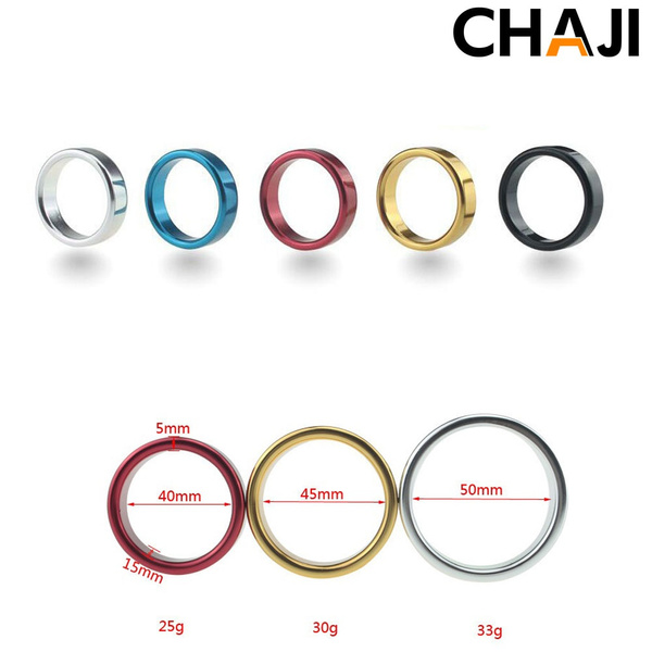 delayring, Sex Product, gold, Stainless Steel
