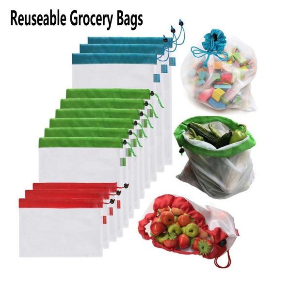 Storage, fruitbag, fridge, netbag