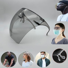 أزياء, shield, faceshield, dustproofglasse
