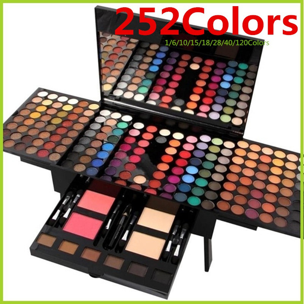 Makeup Tools, Eye Shadow, glittereyeshadowpalette, Beauty