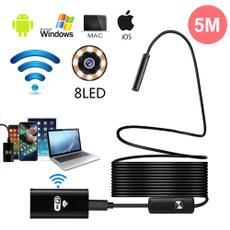 Smartphones, iphone, Iphone 4, wifiendoscope