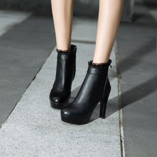 ankle boots, Fashion, Womens Shoes, High Heel