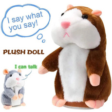 cute, Toy, Electric, hamstertoy