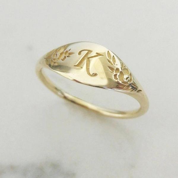 Wedding, Fashion, letterring, Jewelry