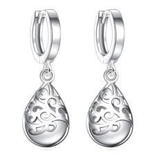 opalearring, Dangle Earring, Jewelry, wedding earrings