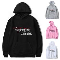 thevampirediariessweatshirt, thevampirediariescoat, Fashion, Winter