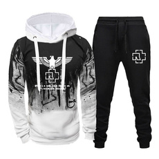 Fashion, rammstein, pants, track suit
