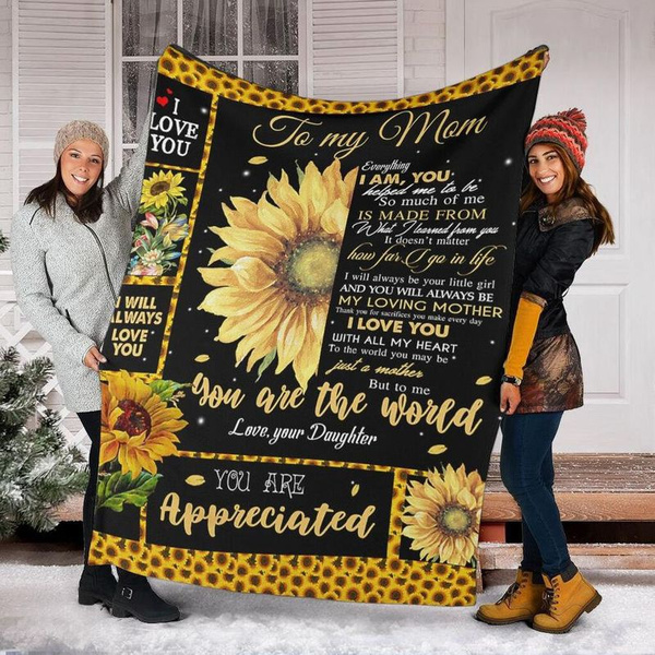 pifleeceblanket, Sunflowers, Gifts, omyg