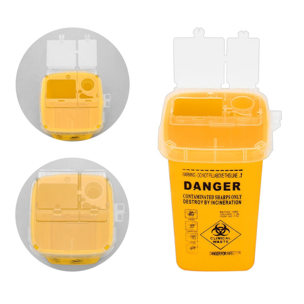needletipswastebox, Box, Container, sharpscontainer