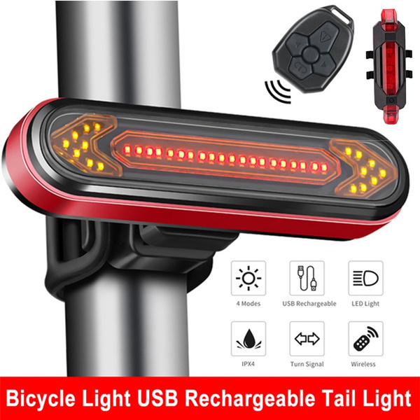 bikewarninglamp, Rechargeable, Bicycle, usb