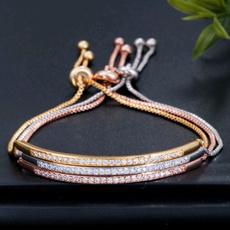 Sterling, Fashion, gold bracelet, gold