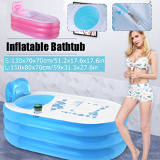 inflatablechildrensbathtub, Fashion, Travel, foldingbathtub
