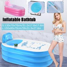 inflatablechildrensbathtub, Moda, Viaje, foldingbathtub