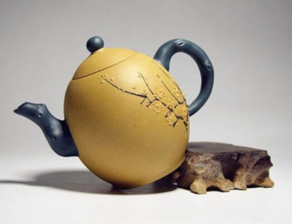 teapotsteaset, Chinese, blossom, Eggs