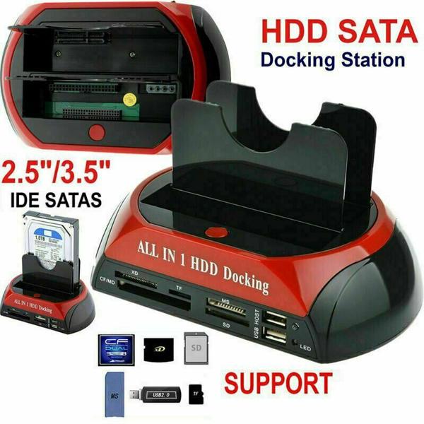 multifunctiondockingstation, usb, Hard Drives, harddrivedockingstation