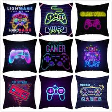 gamerpillowcover, gamecontrollerpillowcase, Cars, controller