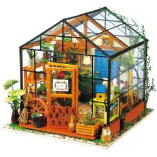 diydollhouseset, diydollhousemodel, Garden, Gifts