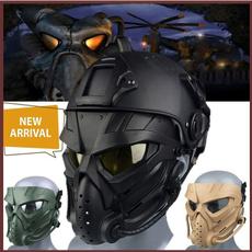 Helmet, Tactical Sun Glasses, motorcyclemask, Hunting