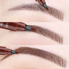 brown, eye, pencil, Waterproof