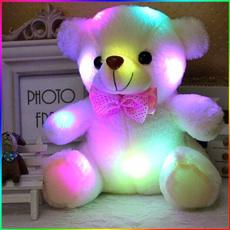 luminousbear, Stuffed Animal, Plush Doll, Toy