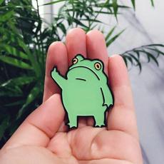 frogpin, Fashion, greenpin, Pins
