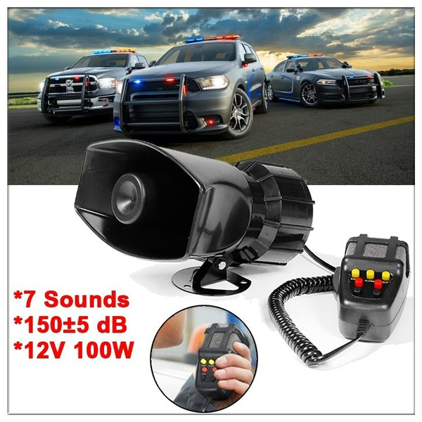 Microphone, electronichorn, Speaker Systems, Cars