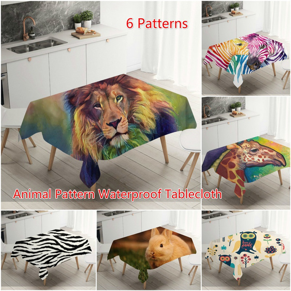 Decor, kitchendecoration, dustproofcover, animal print